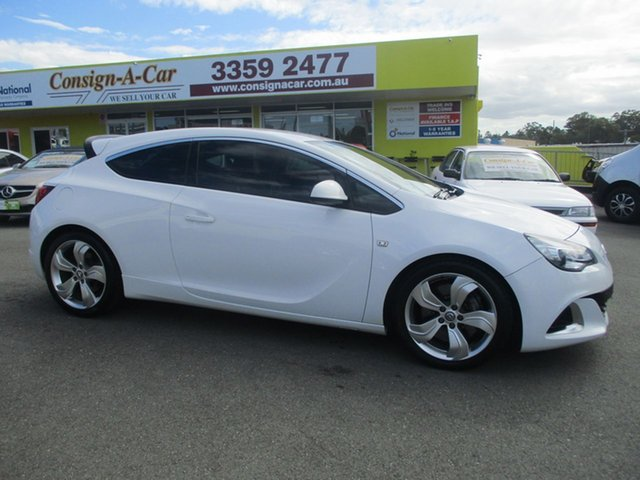 Used Opel Astra AS OPC, 2013 Opel Astra AS OPC White 6 Speed Manual Hatchback
