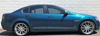 2012 Holden Calais VE II MY12 Metallic Blue 6 Speed Sports Automatic Sedan.