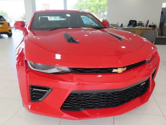 New Chevrolet Camaro MY18 2SS, 2019 Chevrolet Camaro MY18 2SS Red Hot 8 Speed Automatic Coupe