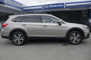 2018 Subaru Outback B6A MY18 2.5i CVT AWD Premium Tungsten Metal 7 Speed Constant Variable Wagon