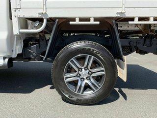 2013 Toyota Hilux KUN26R SR White 5 Speed Manual Extracab