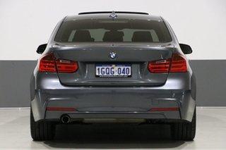 2013 BMW 320i F30 Grey 8 Speed Automatic Sedan