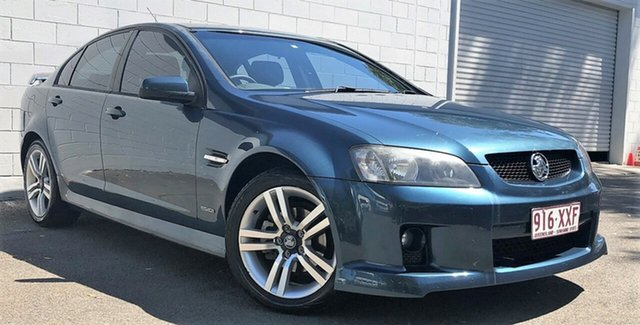 Used Holden Commodore VE MY09.5 SV6, 2009 Holden Commodore VE MY09.5 SV6 Metallic Blue 5 Speed Sports Automatic Sedan