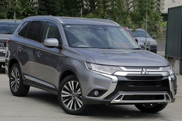 New Mitsubishi Outlander ZL MY19 LS AWD, 2018 Mitsubishi Outlander ZL MY19 LS AWD Titanium 6 Speed Constant Variable Wagon
