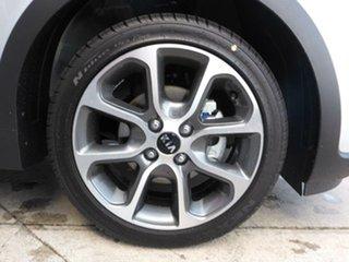 2019 Kia Picanto JA MY19 AO Edition Silver 4 Speed Automatic Hatchback