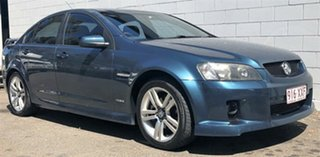 2009 Holden Commodore VE MY09.5 SV6 Metallic Blue 5 Speed Sports Automatic Sedan.