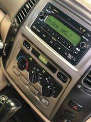 2005 Toyota Landcruiser UZJ100R GXL Gold 5 Speed Automatic Wagon