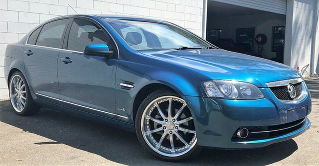 Used Holden Calais VE II MY12 , 2012 Holden Calais VE II MY12 Metallic Blue 6 Speed Sports Automatic Sedan
