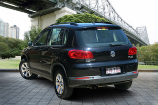 2013 Volkswagen Tiguan 5N MY14 132TSI DSG 4MOTION Pacific Blue 7 Speed Sports Automatic Dual Clutch.