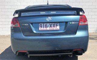2009 Holden Commodore VE MY09.5 SV6 Metallic Blue 5 Speed Sports Automatic Sedan