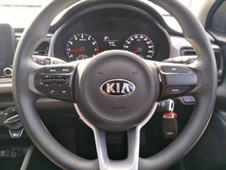 2017 Kia Rio YB MY18 S Blue 4 Speed Sports Automatic Hatchback