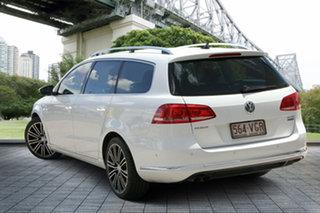 2014 Volkswagen Passat Type 3C MY15 130TDI DSG Highline White 6 Speed Sports Automatic Dual Clutch.