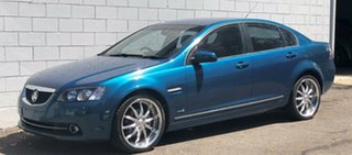 2012 Holden Calais VE II MY12 Metallic Blue 6 Speed Sports Automatic Sedan