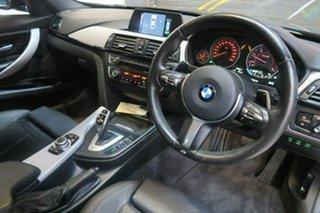 2015 BMW 320d F30 MY1114 M Sport Black 8 Speed Sports Automatic Sedan