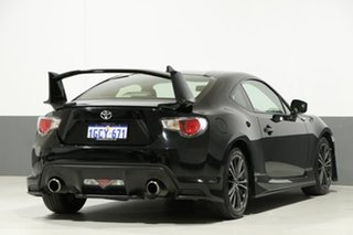 2015 Toyota 86 ZN6 MY14 Upgrade GTS Black 6 Speed Manual Coupe