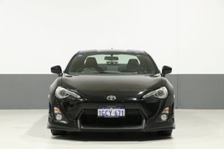 2015 Toyota 86 ZN6 MY14 Upgrade GTS Black 6 Speed Manual Coupe.