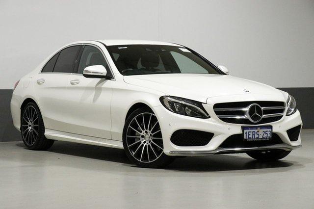 Used Mercedes-Benz C250 205 BlueTEC, 2015 Mercedes-Benz C250 205 BlueTEC White 7 Speed Automatic Sedan