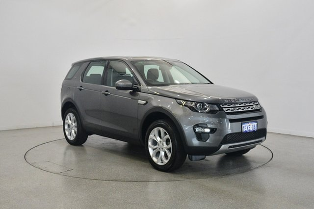 Used Land Rover Discovery Sport L550 16MY SD4 HSE, 2015 Land Rover Discovery Sport L550 16MY SD4 HSE Grey 9 Speed Sports Automatic Wagon