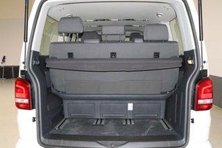 2015 Volkswagen Multivan T5 MY15 Comfortline TDI340 White 7 Speed Auto Direct Shift Wagon