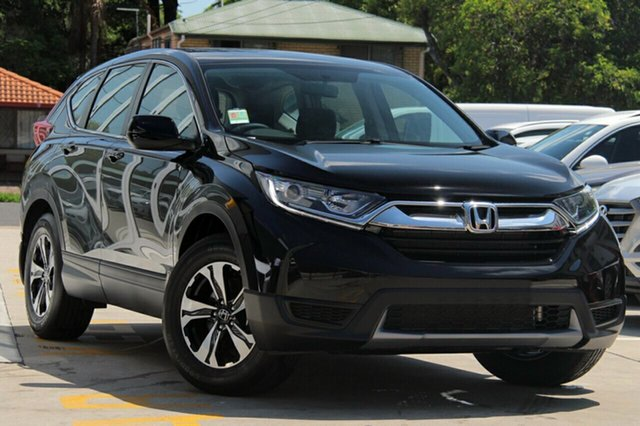 New Honda CR-V RW MY19 Vi FWD, 2018 Honda CR-V RW MY19 Vi FWD Crystal Black 1 Speed Constant Variable Wagon