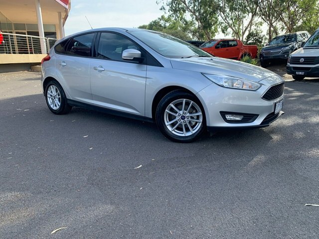 Used Ford Focus LZ Trend, 2017 Ford Focus LZ Trend Silver 6 Speed Automatic Hatchback