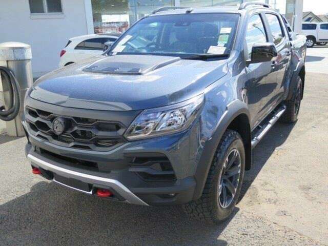 New Holden Special Vehicles Colorado RG MY18 SportsCat+ Pickup Crew Cab, 2018 Holden Special Vehicles Colorado RG MY18 SportsCat+ Pickup Crew Cab Dark Shadow Grey 6 Speed