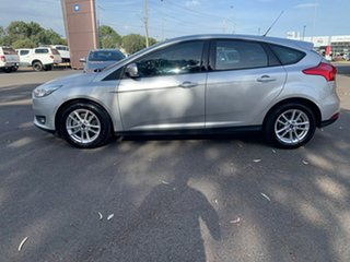 2017 Ford Focus LZ Trend Silver 6 Speed Automatic Hatchback