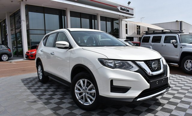 Used Nissan X-Trail T32 Series II ST 2WD, 2018 Nissan X-Trail T32 Series II ST 2WD White 6 Speed Manual Wagon