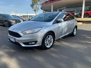 2017 Ford Focus LZ Trend Silver 6 Speed Automatic Hatchback.