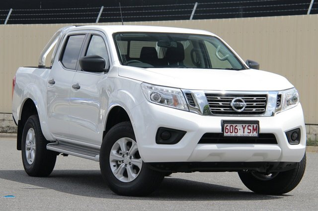 Demo Nissan Navara D23 S3 Silverline, 2018 Nissan Navara D23 S3 Silverline Polar White 7 Speed Sports Automatic Utility