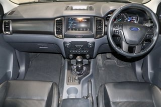 2017 Ford Ranger PX MkII MY17 FX4 Special Edition Grey 6 Speed Manual Dual Cab Utility
