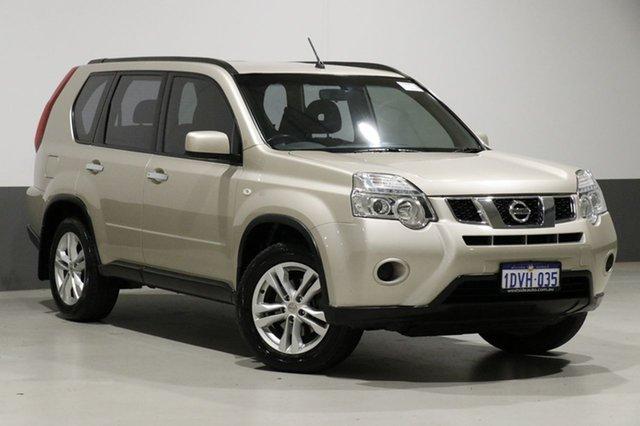 Used Nissan X-Trail T31 MY11 ST (4x4), 2012 Nissan X-Trail T31 MY11 ST (4x4) Gold 6 Speed CVT Auto Sequential Wagon