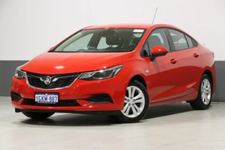 2017 Holden Astra BL MY17 LS Plus Red 6 Speed Automatic Sedan.