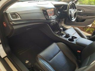 2014 Holden Commodore VF MY14 SV6 White 6 Speed Manual Sedan