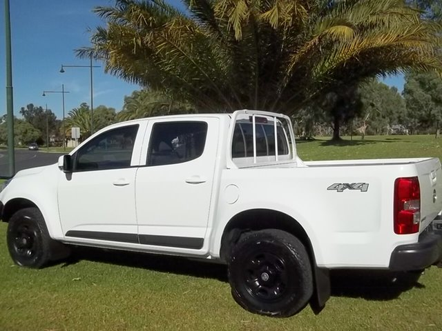 Used Holden Colorado RG MY16 LS Crew Cab, 2016 Holden Colorado RG MY16 LS Crew Cab 6 Speed Sports Automatic Utility