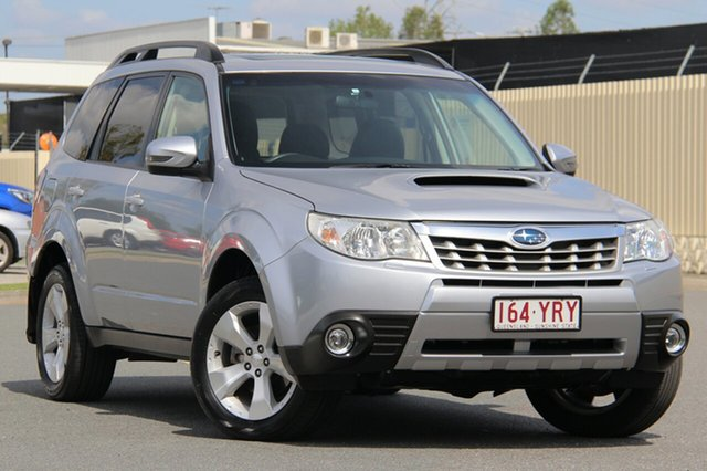 Used Subaru Forester S3 MY11.5 2.0D AWD Premium, 2011 Subaru Forester S3 MY11.5 2.0D AWD Premium Silver 6 Speed Manual Wagon