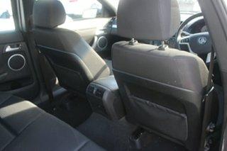 2010 Holden Commodore VE MY10 SV6 Black 6 Speed Manual Sedan
