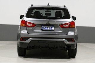 2018 Mitsubishi ASX XC MY18 LS (2WD) Titanium Continuous Variable Wagon