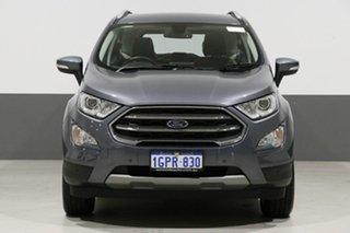 2018 Ford Ecosport BL MY18 Titanium Grey 6 Speed Automatic Wagon.
