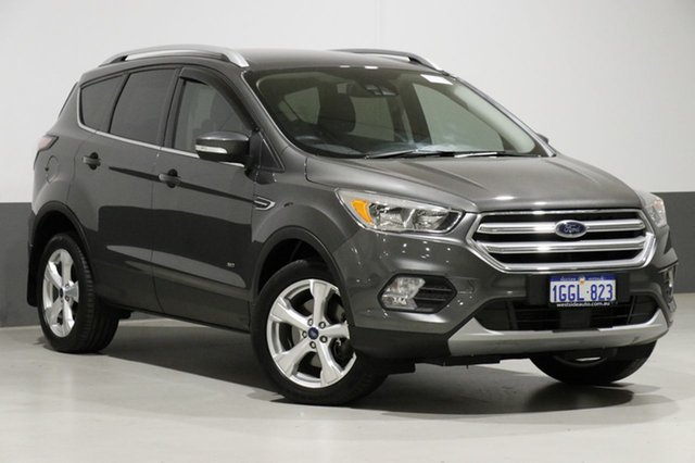 Used Ford Escape ZG Trend (AWD), 2017 Ford Escape ZG Trend (AWD) Grey 6 Speed Automatic Wagon