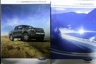 2017 Ford Ranger PX MkII MY17 Update XLT 3.2 (4x4) Silver 6 Speed Automatic Dual Cab Utility