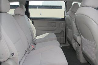 2016 Kia Carnival YP MY16 S White 6 Speed Sports Automatic Wagon