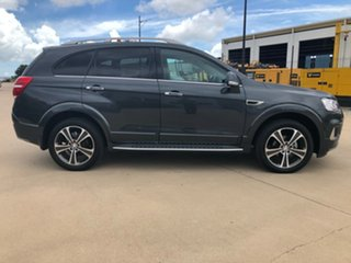 2017 Holden Captiva CG MY18 LTZ AWD Grey 6 Speed Sports Automatic Wagon.