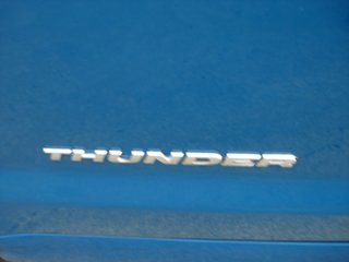 2012 Holden Ute VE II SV6 Thunder Blue Mica 6 Speed Manual Utility