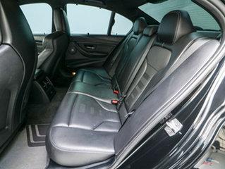 2015 BMW M3 F80 MY15 Black 7 Speed Auto Dual Clutch Sedan