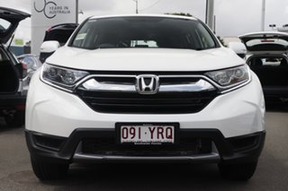 2018 Honda CR-V RW MY18 Vi FWD White Orchid 1 Speed Constant Variable Wagon.