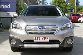 2015 Subaru Outback B6A MY16 2.0D CVT AWD Premium Tungsten 7 Speed Constant Variable Wagon