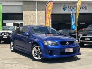 2006 Holden Commodore VE SV6 Blue 6 Speed Manual Sedan.