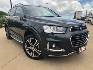 2017 Holden Captiva CG MY18 LTZ AWD Grey 6 Speed Sports Automatic Wagon