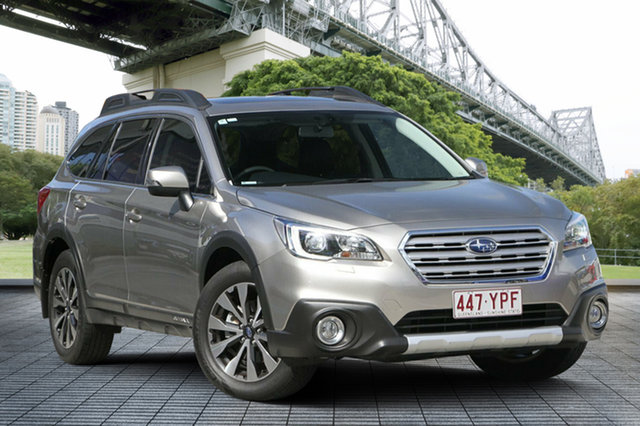Used Subaru Outback B6A MY16 2.0D CVT AWD Premium, 2015 Subaru Outback B6A MY16 2.0D CVT AWD Premium Tungsten 7 Speed Constant Variable Wagon
